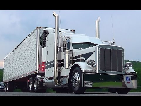Big Rigs arival 2nd annual keystone deisel truck nationals 7-26-14