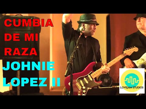 Cumbia Actual - cumbia de mi raza snippet guitar solo johnie lopez jr