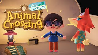 Audie moves in - Animal Crossing: New Horizons Part 21