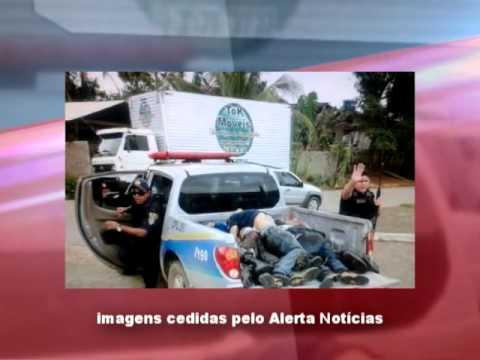 8 Assaltantes que agiam em MT foram mortos em confronto com a PM de Rondônia