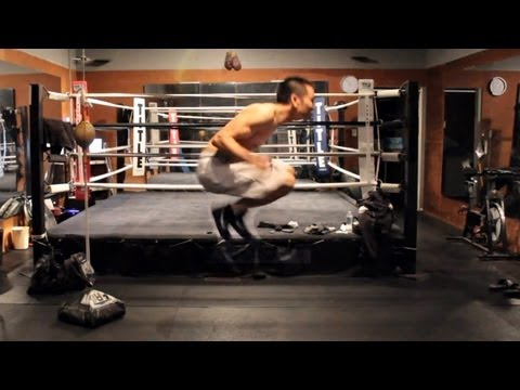 Boxing Jump Rope Trick Tips Image 1