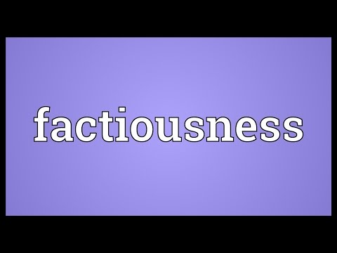Header of factiousness