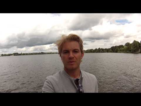 Nico Rosberg´s video message after incident with Lewis Hamilton at SPA 2014