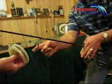 How to Spool Line onto your Reel - How to Prevent Fishing Line Twist While Spooling Spinning Reels