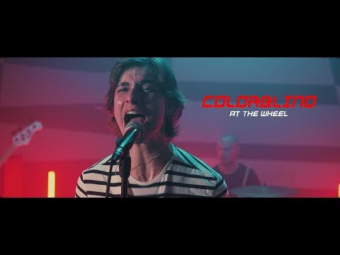 Colorblind - At The Wheel (OFFICIAL MUSIC VIDEO)