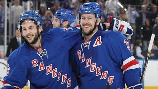 Stepan Wins Game 7 In Overtime For Rangers