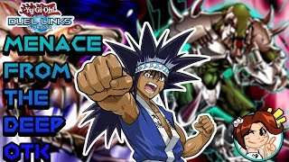 New Cheese! | Menace From The Deep OTK | Yu-Gi-Oh! Duel Links