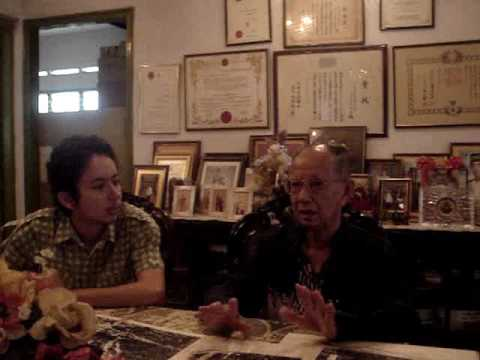 Interview with Malaysia's Sole Atomic Bomb Survivor-Dato Razak