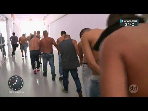 Polícia prende mais de 140 suspeitos de integrar milícia no Rio de Janeiro | SBT Brasil (07/04/18)