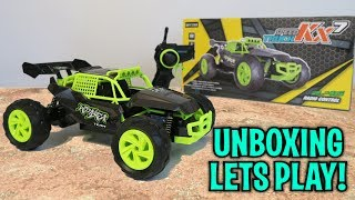 UNBOXING & LETS PLAY - 1/14 RC DUNE BUGGY - FULL REVIEW! By Best Choice Products