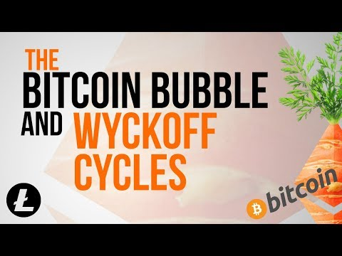 The Bitcoin Bubble and Wyckoff Cycles