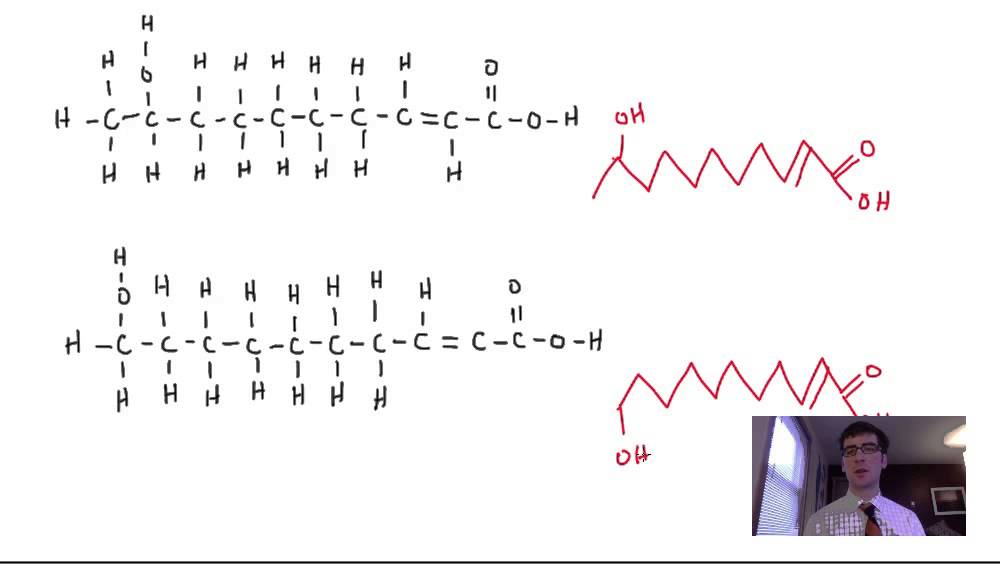 Naming And Drawing Organic Compounds