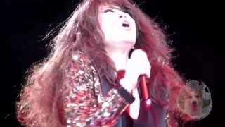 歐陽菲菲 Love Is Over 逝去的愛a世紀情歌世紀情巨星演唱會 2013 08 16