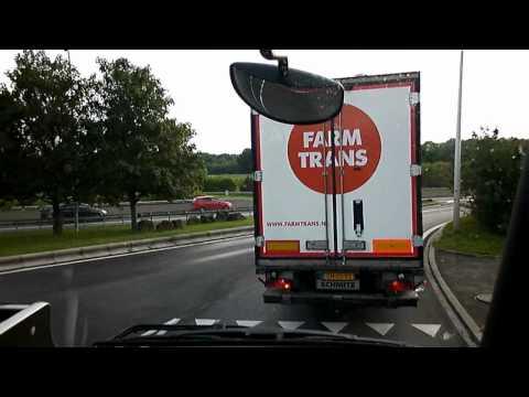 Wakacje 2011 Trasa PL-D-NL-PL