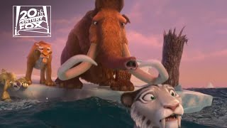 "Ice Age: Continental Drift | ""Separation"" Clip 