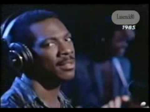 Party All The Time  -  Eddie Murphy  (HQ Audio)