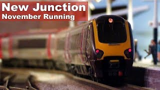New Junction - November 2018 Running Session