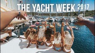 The Yacht Week 2017 - Croatia  // Juhani Sarglep
