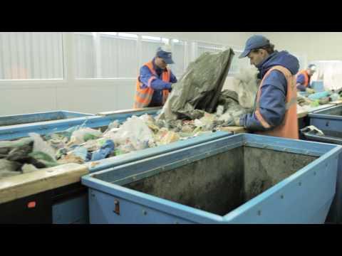 Działanie Zakładu Segregacji Odpadów W Szczecinie