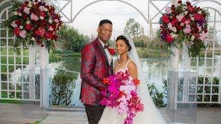 Top Billing attends the wedding of Tumelo Mokoena and Bheki Masango   FULL STORY