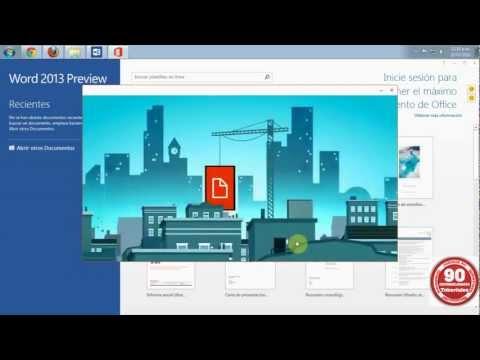 Office 2013 Descargar e Instalar 64 y 32 bits Español e ingles
