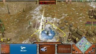 UCA vs DoD - Age of Mythology: The Titans (Hybrid Mod) (Game 3)