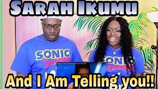Download Lagu Sarah Ikumu And I Am Telling You   Couple Reacts Gratis STAFABAND