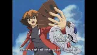 Yu-Gi-Oh! GX Japanese Opening Theme Season 1, Version 1 - Fine Weather Rising Hallelujah by Jindou