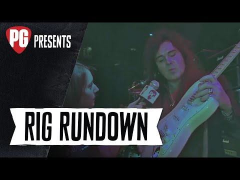 Rig Rundown - Yngwie Malmsteen