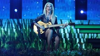 Beatriz Luengo imita a Lady Gaga - Tu Cara Me Suena