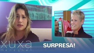 Xuxa não aguentou o que viu da filha