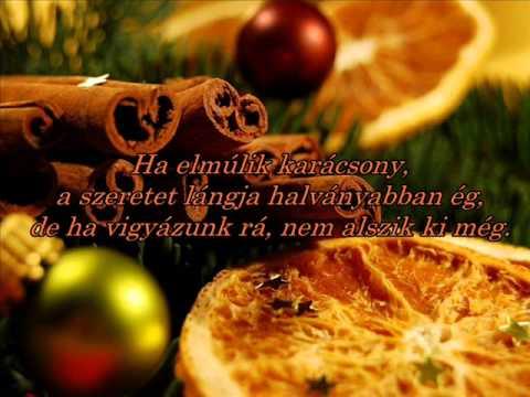 Neoton Familia - Ha Elmúlik Karácsony (dalszöveg)