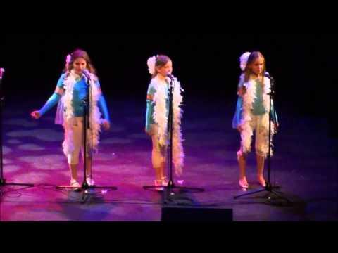 Musical Meiden - waar ik zielsveel van hou & nieuwe dag (Music & Vocal Works in concert)
