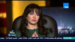 ماسبيرو - الفنانة صفاء سلطان تكشف عن جنسيتها الحقيقة مع الفنان سمير صبري