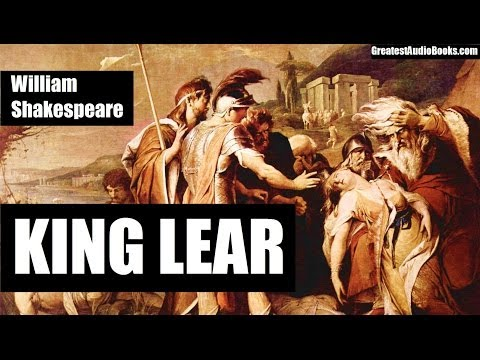 tragedies that illustrates some type of moral lesson in king lear by william shakespeare