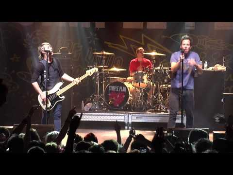 Simple Plan - Astronaut (Live in Melbourne)