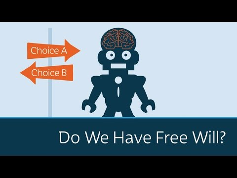 Do We Have Free Will?