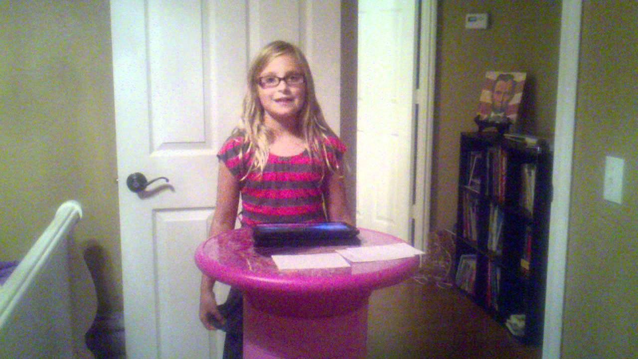 Winning Speech - Elementary Student Council Vice President ...