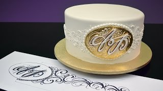 (4.26 MB) Creating Calligraphic Initials on a Sugar Plaque - Introduction Mp3