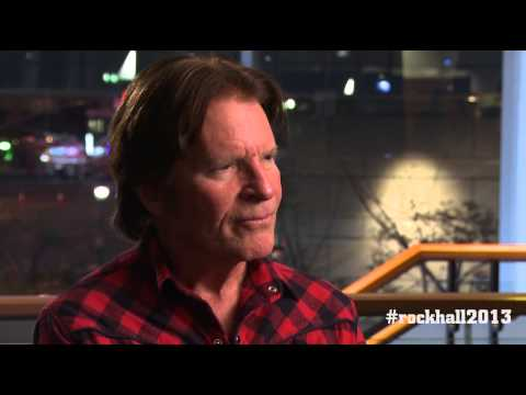 Backstage with Hall of Fame Inductee John Fogerty