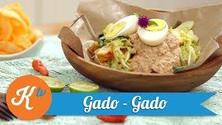 Resep Gado-Gado | ALPIN REYNER