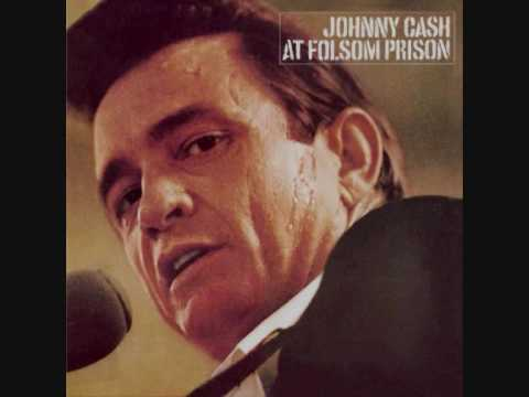 Johnny Cash - Folsom Prison Blues (Live)