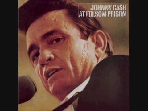 Johnny Cash - Folsom Prison Blues Live