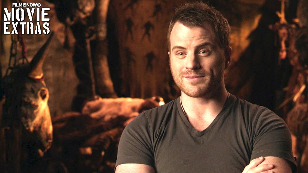 Warcraft | On-set with Rob Kazinsky 'Orgrim' [Interview]