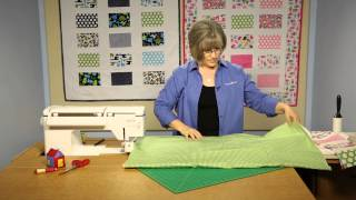 Quilting Quickly: Stomp (boy) and Tweet (girl) - Children's Quilt Patterns