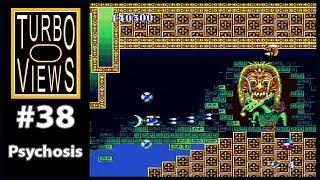 """Psychosis"" - Turbo Views #38 (TurboGrafx-16 / Duo game REVIEW!)"