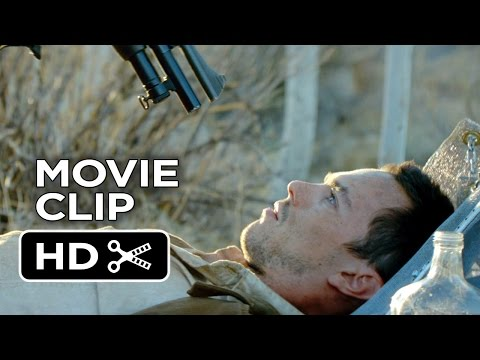 Young Ones Movie CLIP - Up, Up (2014) - Nicholas Hoult, Michael Shannon Sci-Fi Western HD