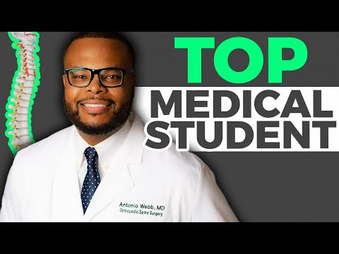 """TOP Overall Medical Student?"" How to Get a STRONG Medical School DEANS Letter!"