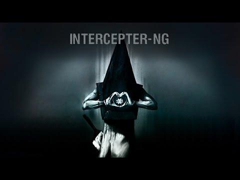 INTERCEPTER-NG для ПК. Мини обзор.