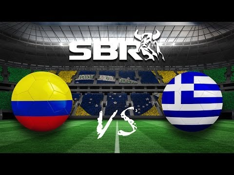 Colombia vs Greece (3-0) 14.06.14 | Group C World Cup 2014 Preview